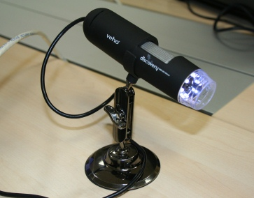 Microscope optique USB-Nanomonde-nano@school